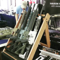 hippcustoms@ the M'Boro gun show